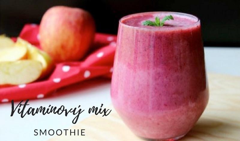 Vitamínový mix smoothie recept