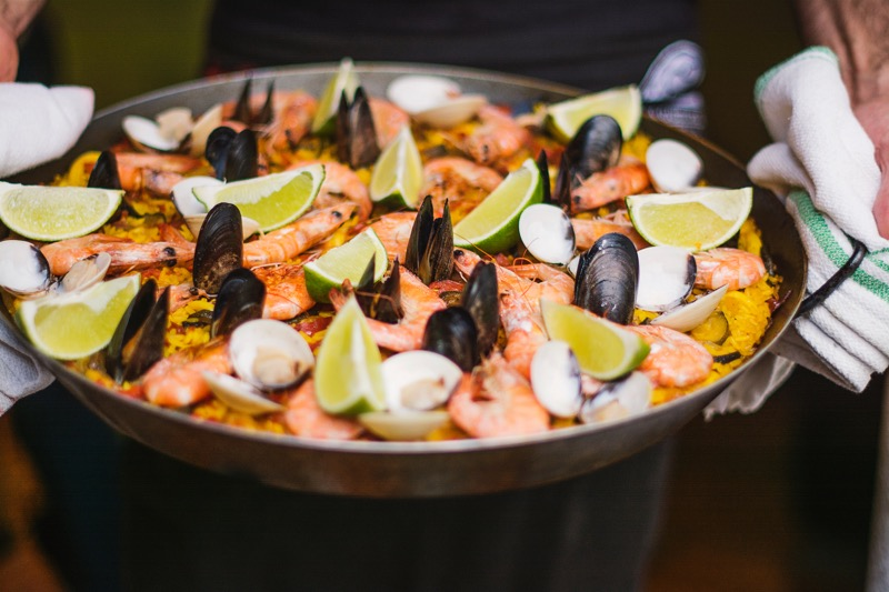 Morské plody sú výborný zdroj bielkovín