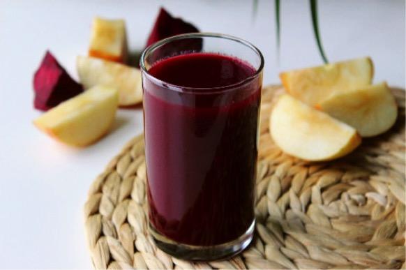 Recept cviklové smoothie
