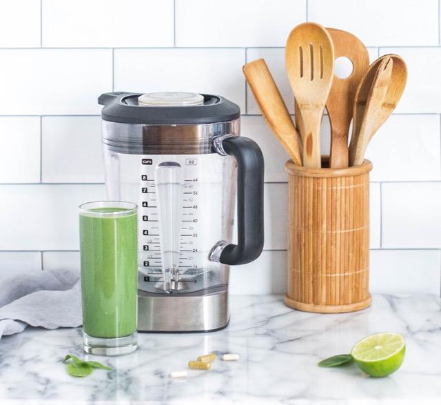Dobrý mixér na smoothie musí byť odolný aj pri mrazených potravinách