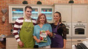 Petra a Michal mixovali smoothie aj v relácii Kamily Magálovej