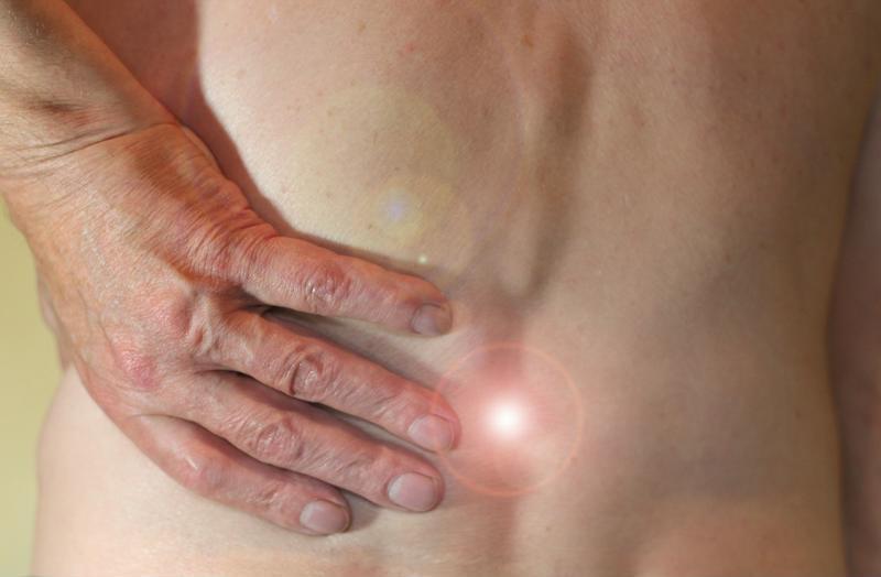 chronická bolesť chrbta