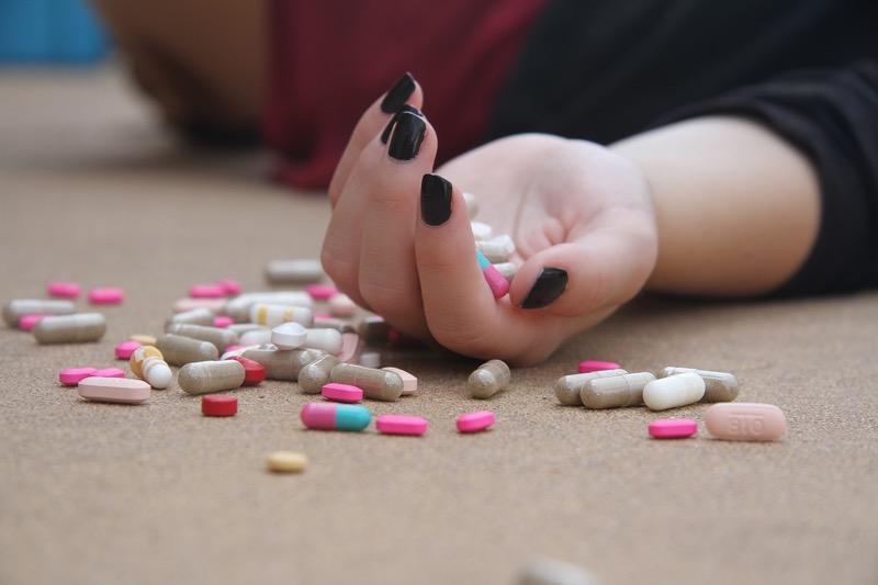 predávkovanie liekmi