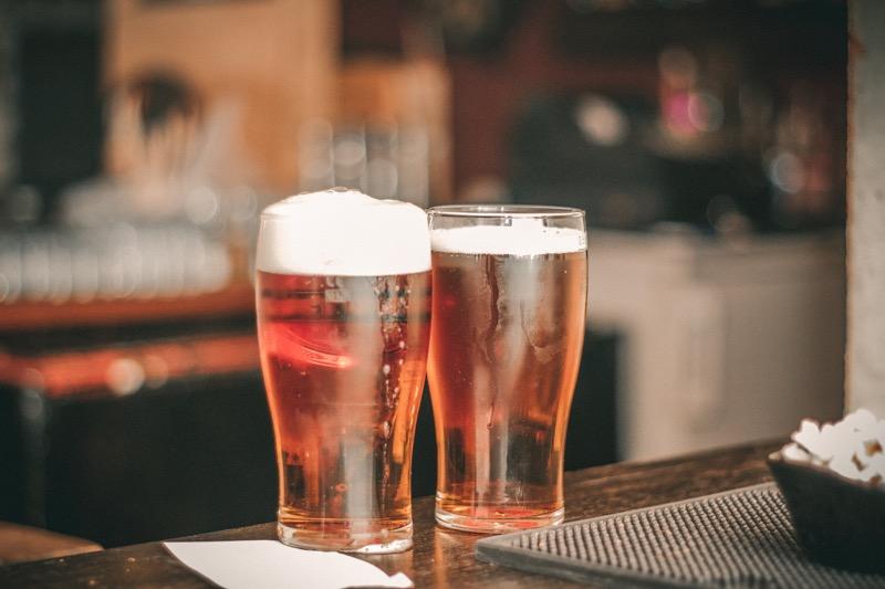 pivo vám nepomôže schudnúť z brucha
