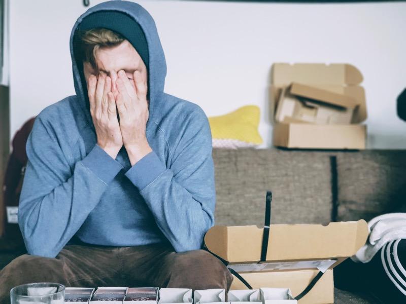 stres zvyšuje chuť do jedla