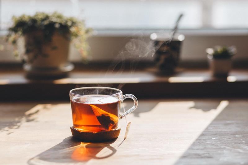zelený čaj na podporu chudnutia z brucha