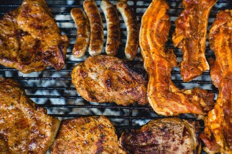 mäso vysokoproteínová diéta
