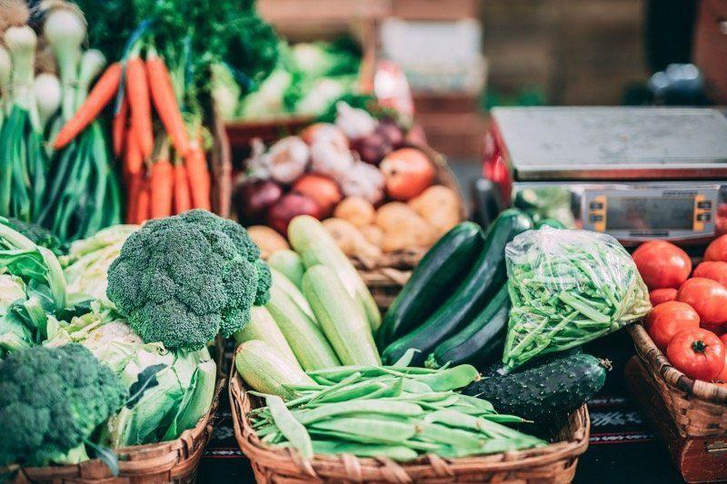 mix zeleniny dash diéta