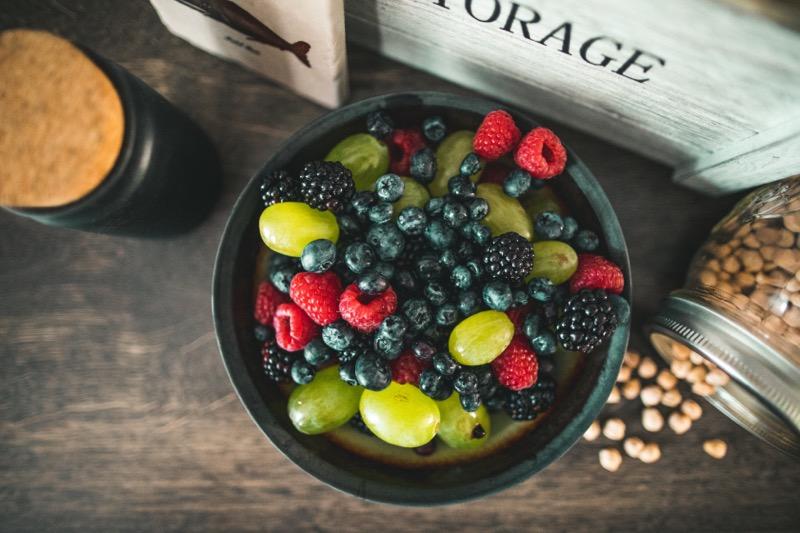 ovocie dash diéta
