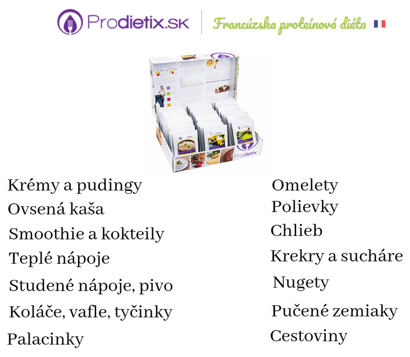 Produkty značky Prodietix