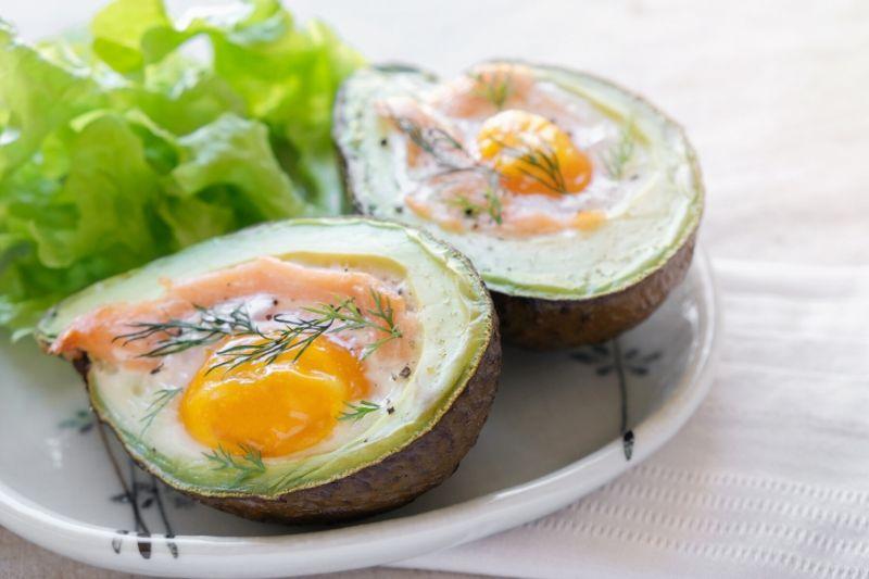 keto jedálniček príklad raňajok
