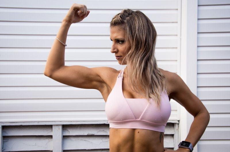 budovanie svalstva