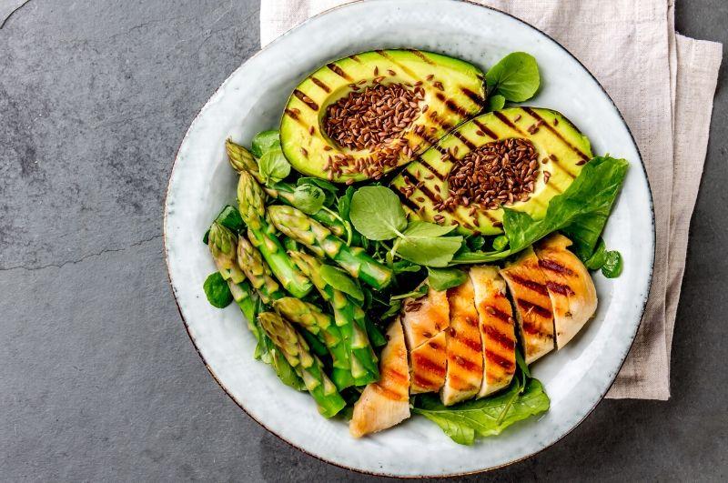 tuky a proteíny