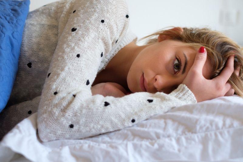 ketóza zlý spánok