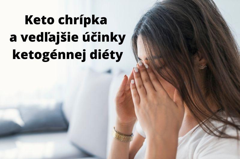 keto chrípka vedľajšie účinky keto diéty