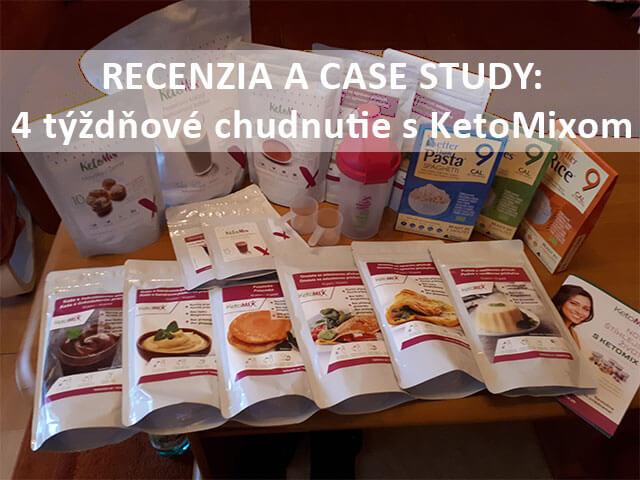 Case study a recenzia KetoMix