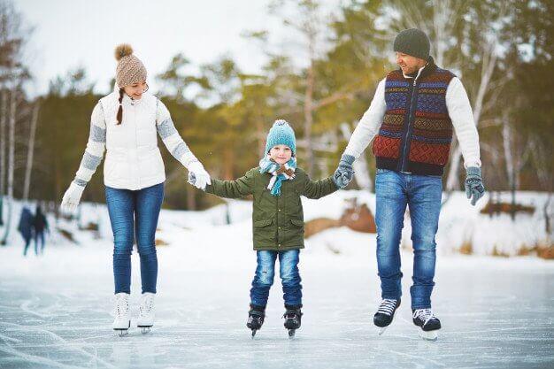 korčulovanie na ľade