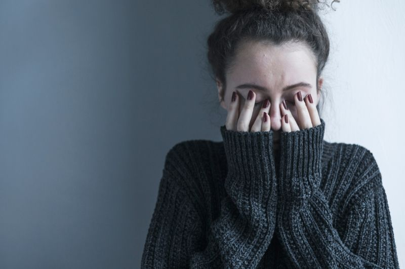 v depresii sa ľudia často prejedajú