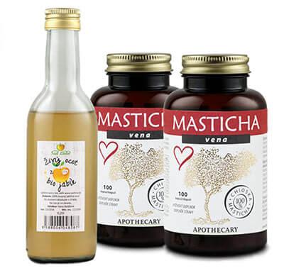 Mastichová kúra na vysoký cholesterol