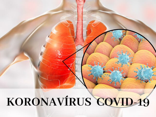 Nový koronavírus, Covid-19
