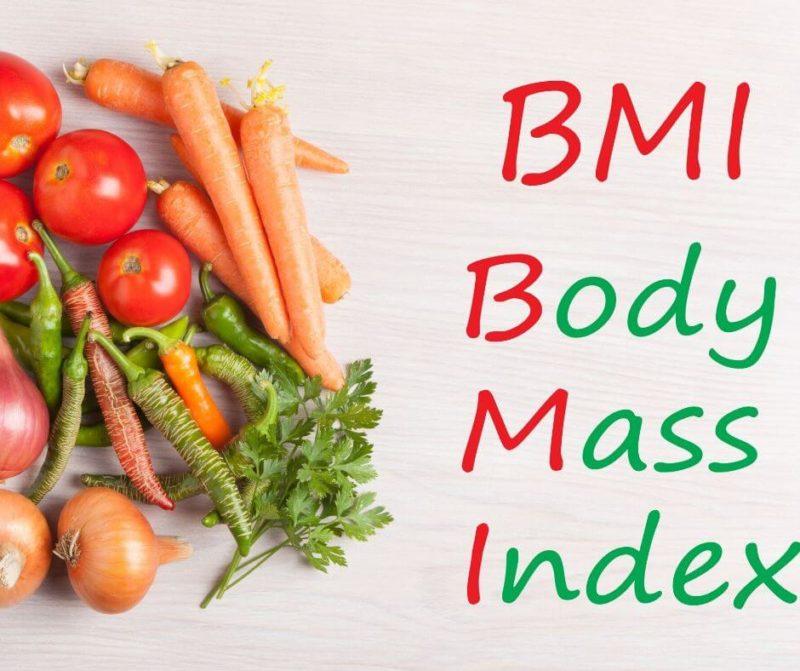 BMI - index telesnej hmotnosti