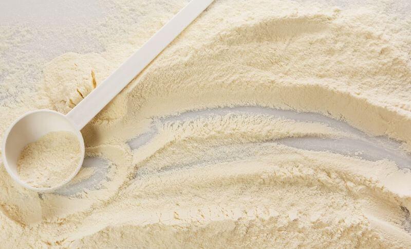 proteínový prášok s vysokým podielom bielkovín