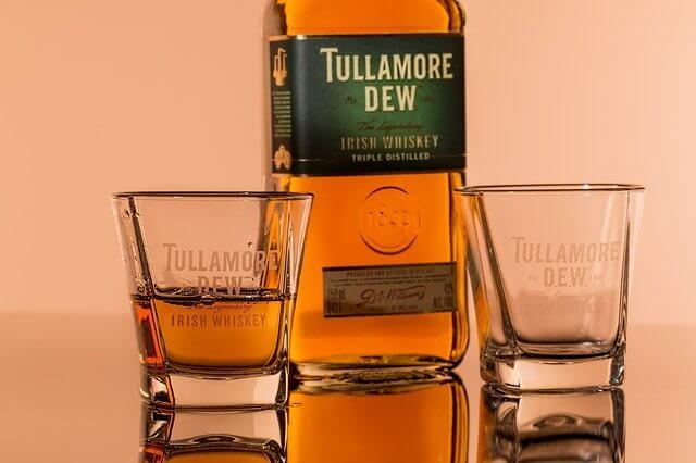 írska whiskey tullamore dew