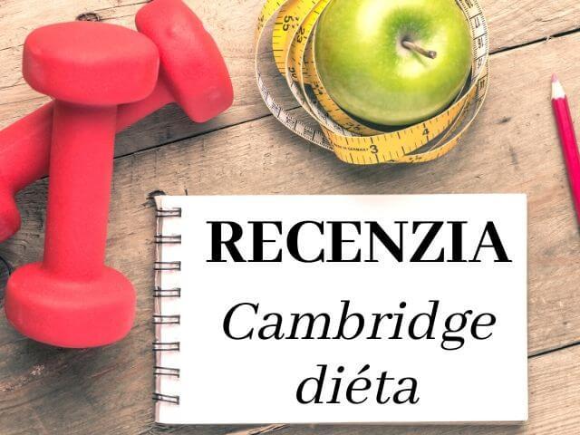 Recenzia nízkokalorickej Cambridge diéty