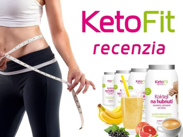 Recenzia ketónovej diéty KetoFit