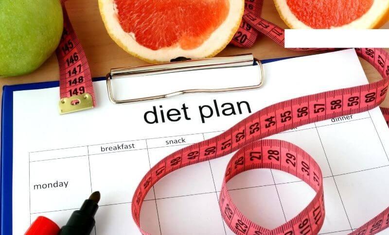 Plán chudnutia by mal obsahovať nielen vašu hmotnosť pred začiatkom diéty, ale aj jedlá, ktoré ste jedli