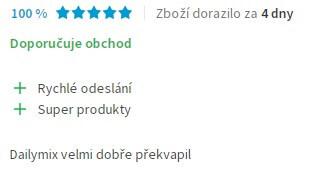 pozitívna recenzia na diskusnom fóre heureka