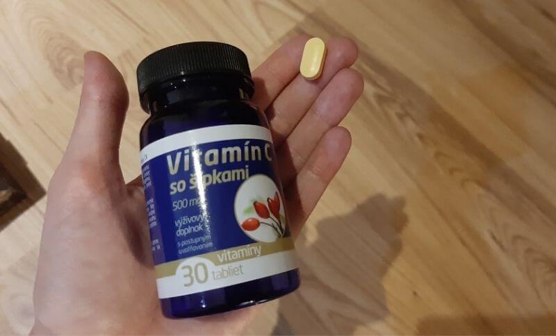 Ku každej objednávke Inca Collagen z oficiálneho eshopu dostanete vitamín C zdarma.