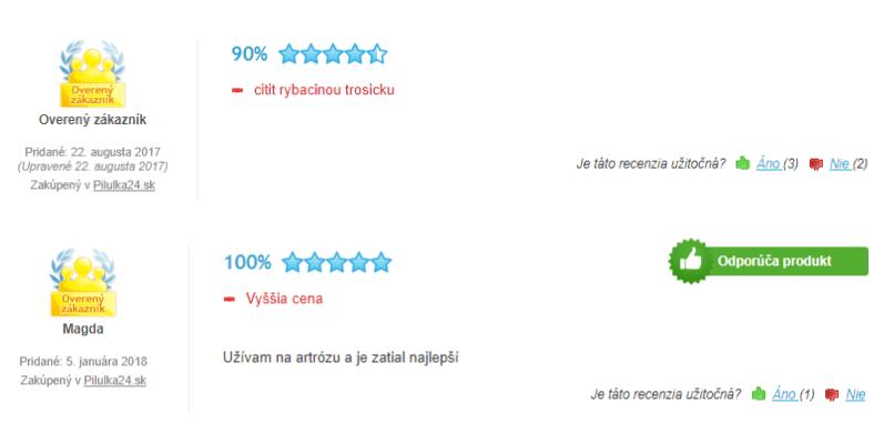 Negatívne recenzie