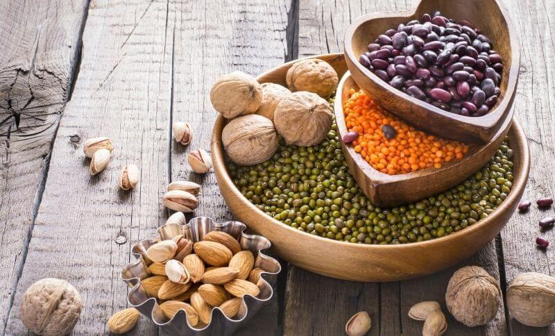 Proteínové cestoviny, ktoré sa vyrábajú zo strukovín obsahujú viac sacharidov