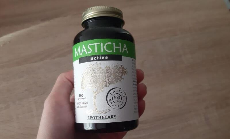 10 kapsulové balenie Masticha Active