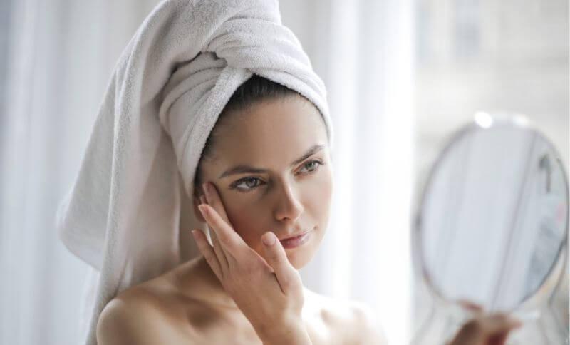 Kolagén napomáha hydratovať pokožku.