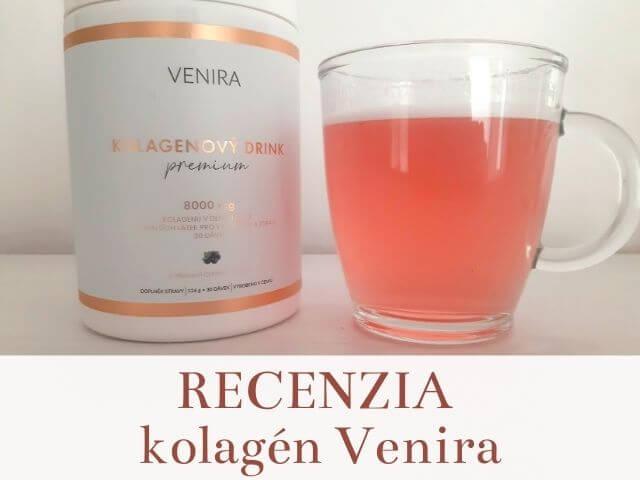 Recenzia kolagénu Venira Premium