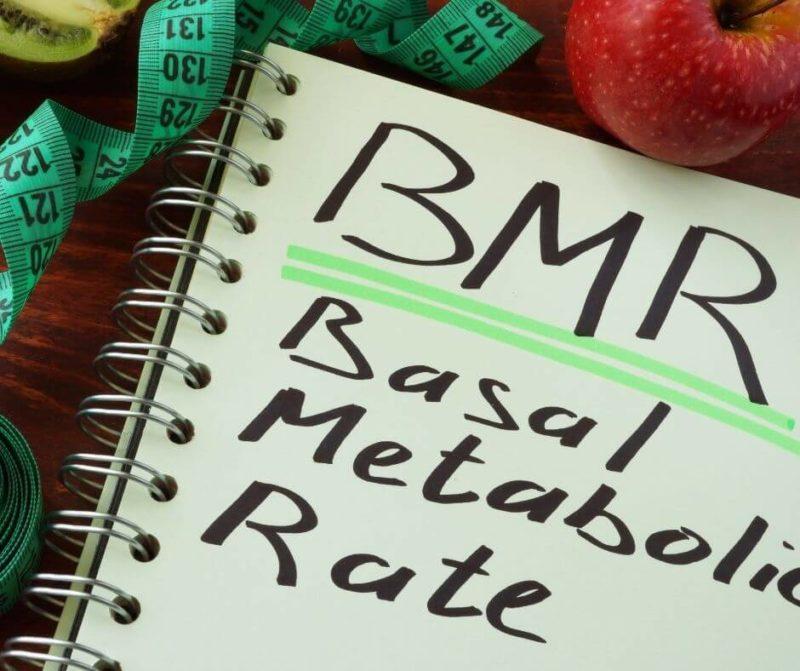 Vzorce na výpočet bazálneho metabolizmu, vrátane online kalkulačky
