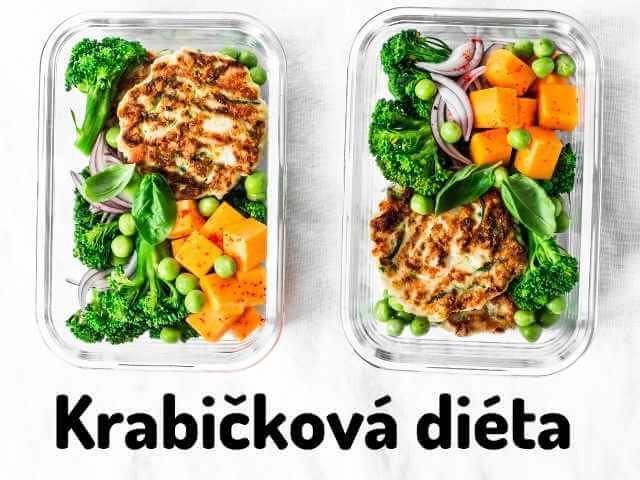 Titulný obrázok - krabičková diéta