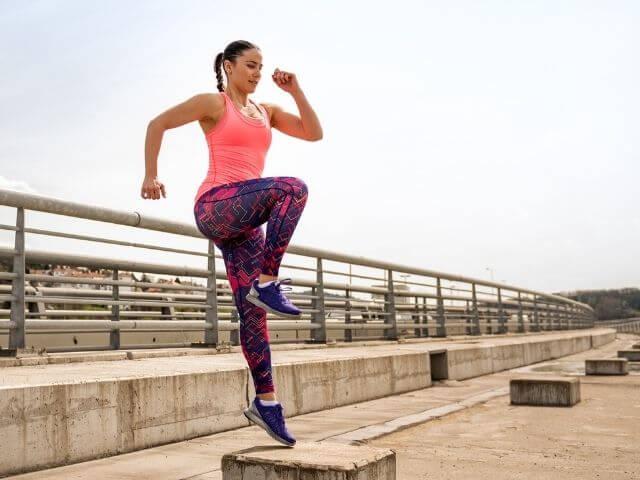 Spaľovanie kalórií podporuje aerobné cvičenie