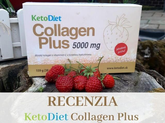 Recenzia KetoDiet kolagénu, zloženie, ceny, výhody a nevýhody