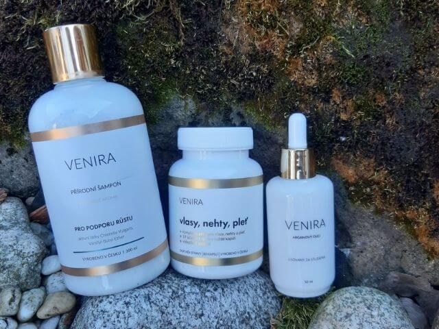 Všetky produkty, ktoré som vyskúšala od značky Venira