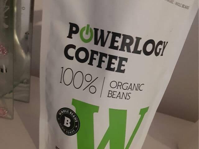 Powerlogy kolagén sa odporúča pridať do bio organickej kávy taktiež od tejto značky