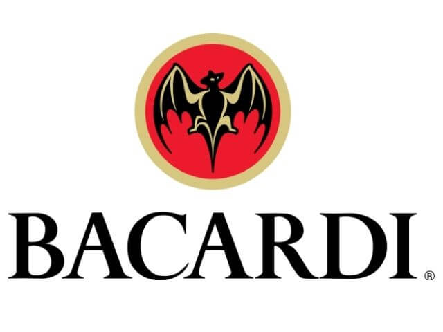 Oficiálne logo Bacardi rumu