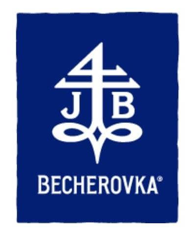 Logo Becherovky