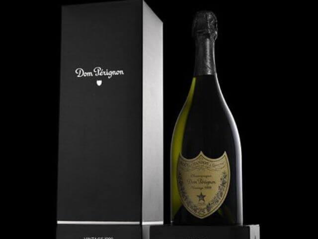 Dom Pérignon jeho história, cena a druhy